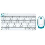 Logitech 罗技 MK240 无线键鼠套装 白色