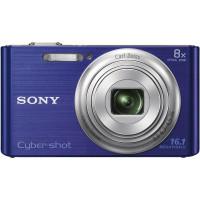 全网底价 Sony 索尼 DSC-W730_LC 数码相机 蓝色