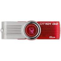 Kingston 金士顿 DataTraveler 101 Generation 2(G2)8G U盘 红色