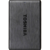 TOSHIBA 东芝 B1 1TB USB3.0 商务型移动硬盘 黑色