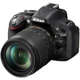 全网底价 Nikon 尼康 D5200 单反套机 黑色AF-S DX 18-105 f_3.5-5.6G ED VR 防抖镜头